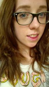 Maybelline Brow Side Selfie