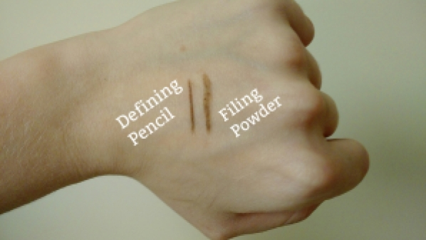 Maybelline Brow Swatches